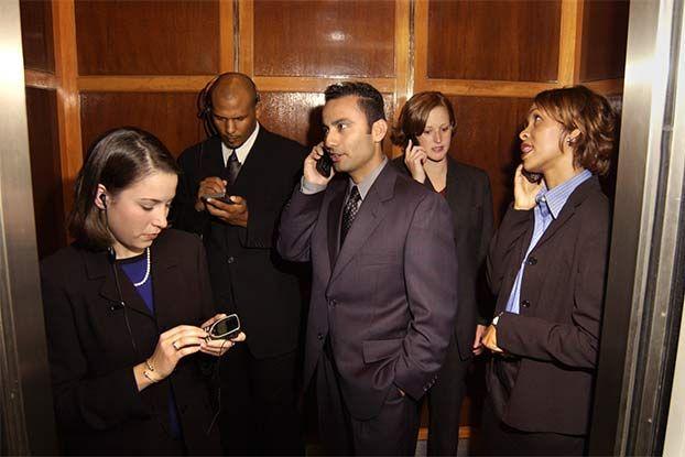 condo elevator good etiquette