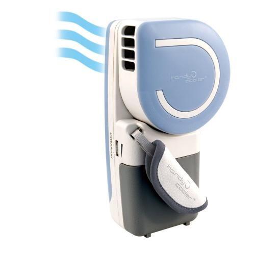 Small fan and mini-air conditioner