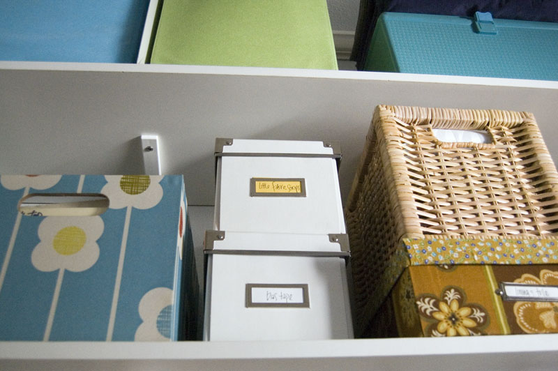 organizing condo