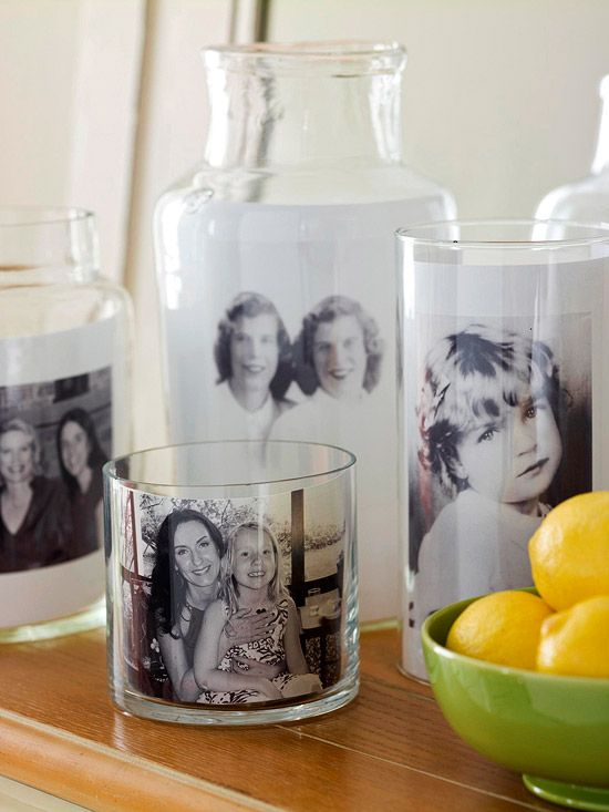 photo in jar