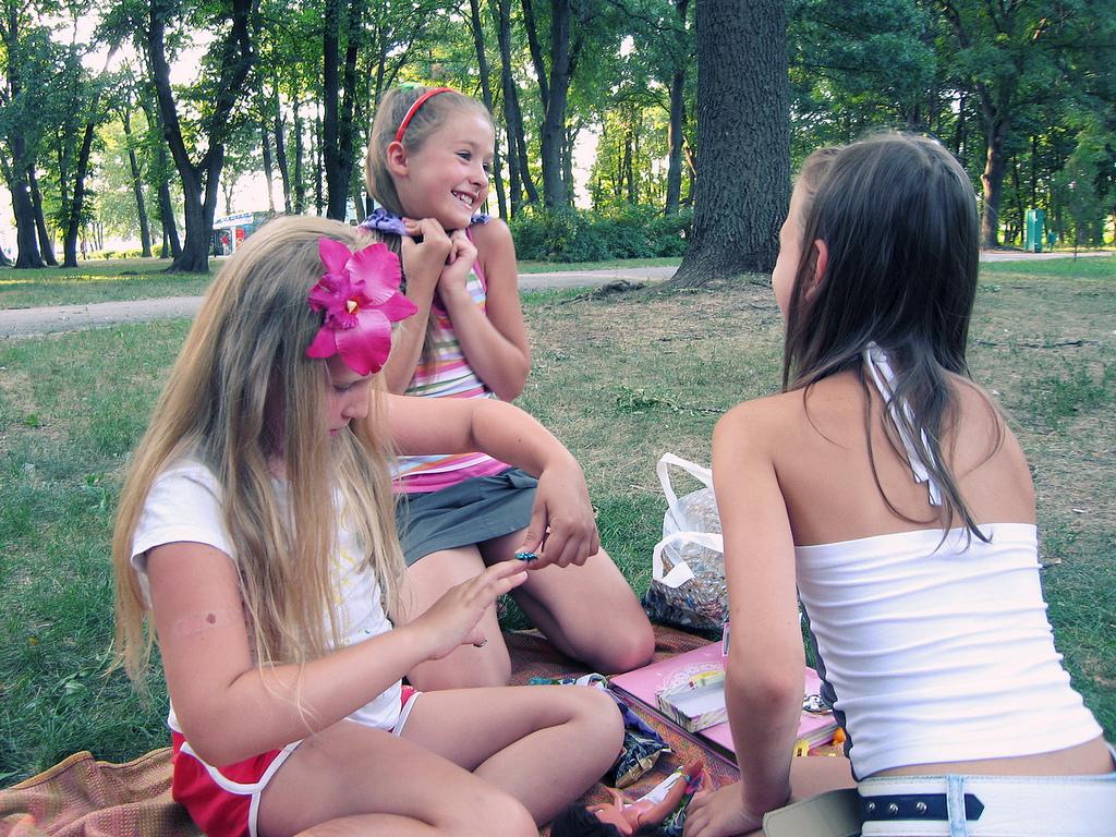social and communication skills of children