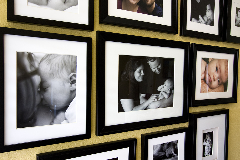 Memory Lane with Family Photos