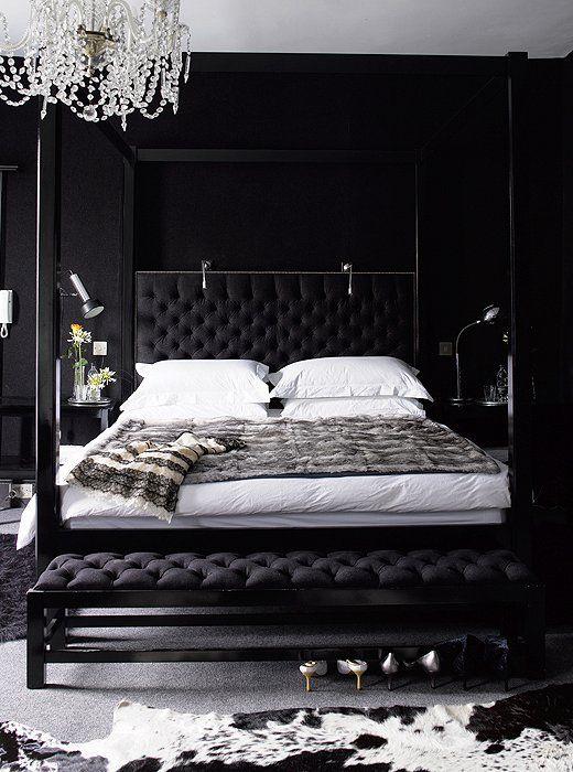 Black is dreamy
