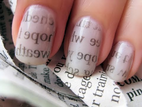 News in your nails