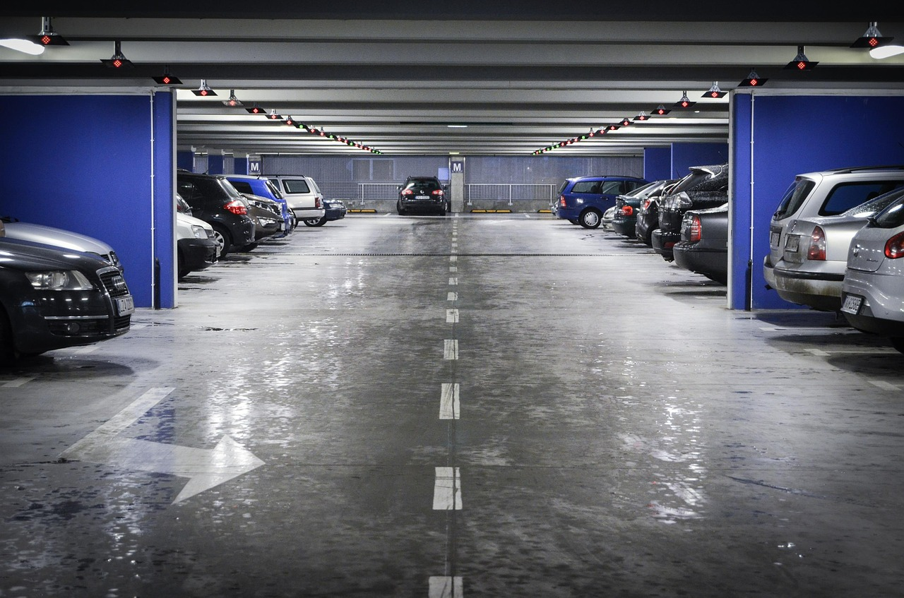 how to buy a parking space
