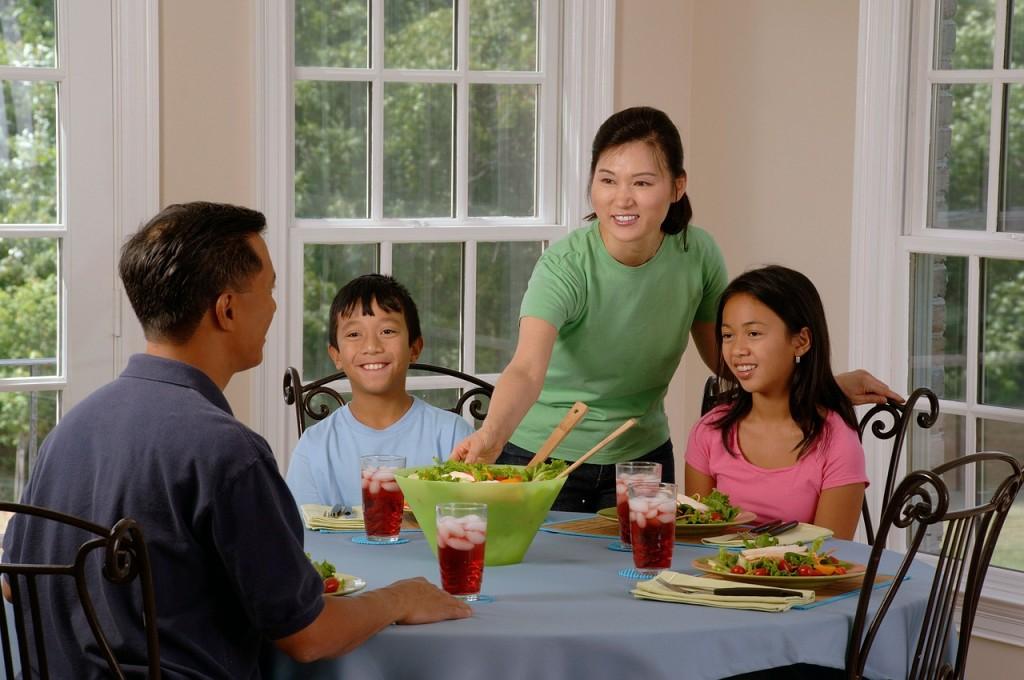 Eat meals together