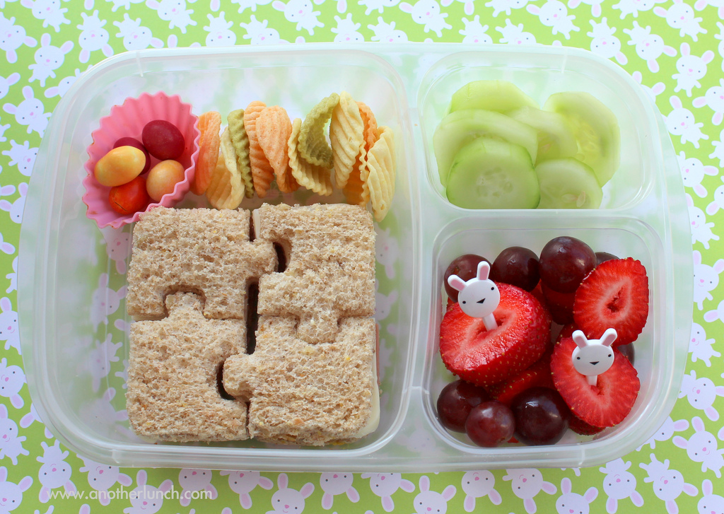 Make eating healthy fun