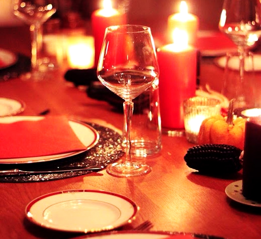 Spark With Romantic Dinners