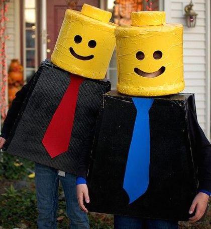 Hey, a LEGO man!
