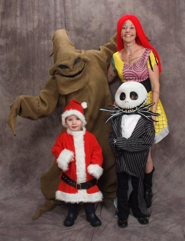 Santa's coming to Halloween town