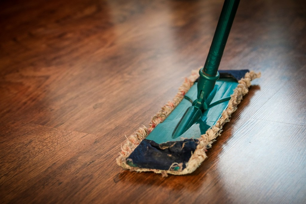 Condo Cleaning Supplies