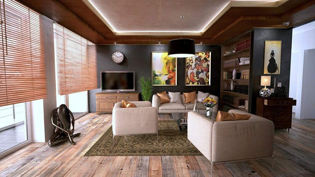 Condo Living Room Art