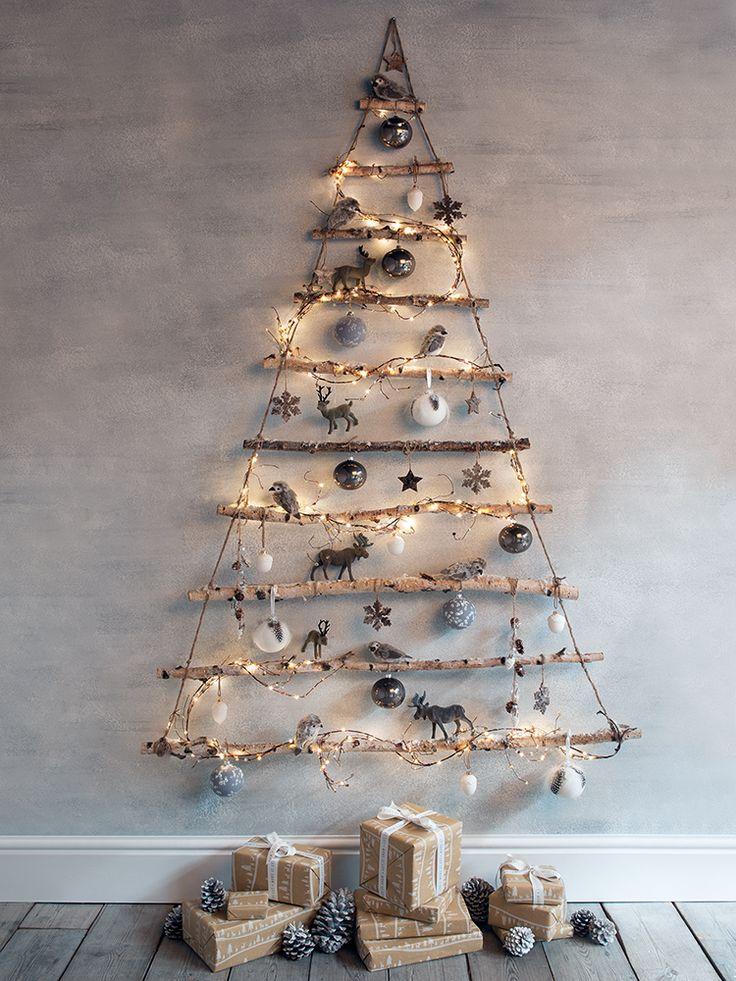 A Twiggy Christmas Tree