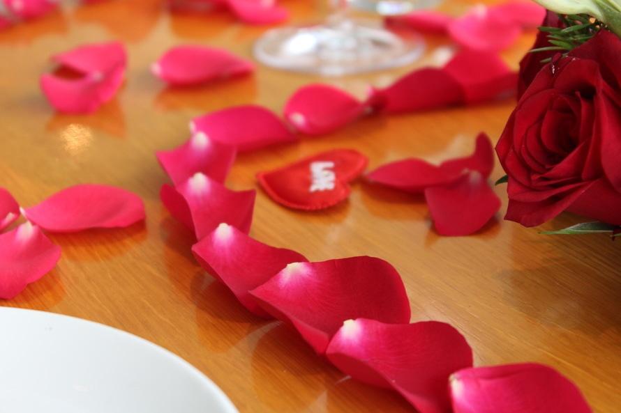 Romantic Dinner in Your Condo