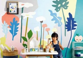12 Unique Concepts to Display Your Child's Masterpieces at Home