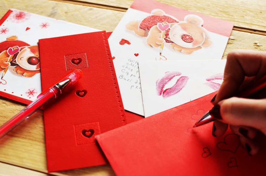 True-to-life Love Letter