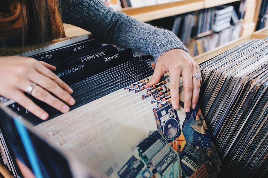 Explore new music