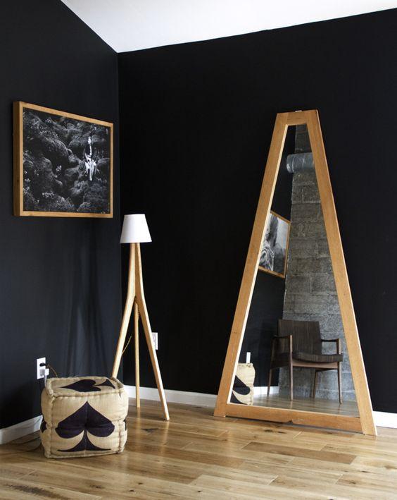 Trapezoid mirrors