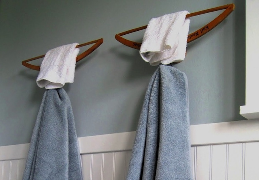 Cool towel holders