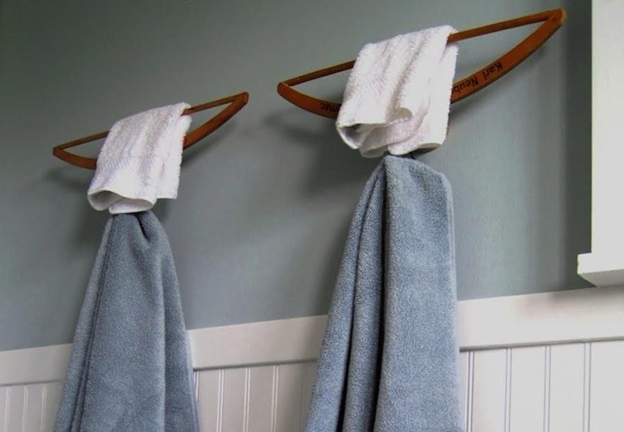 Cool towel holders