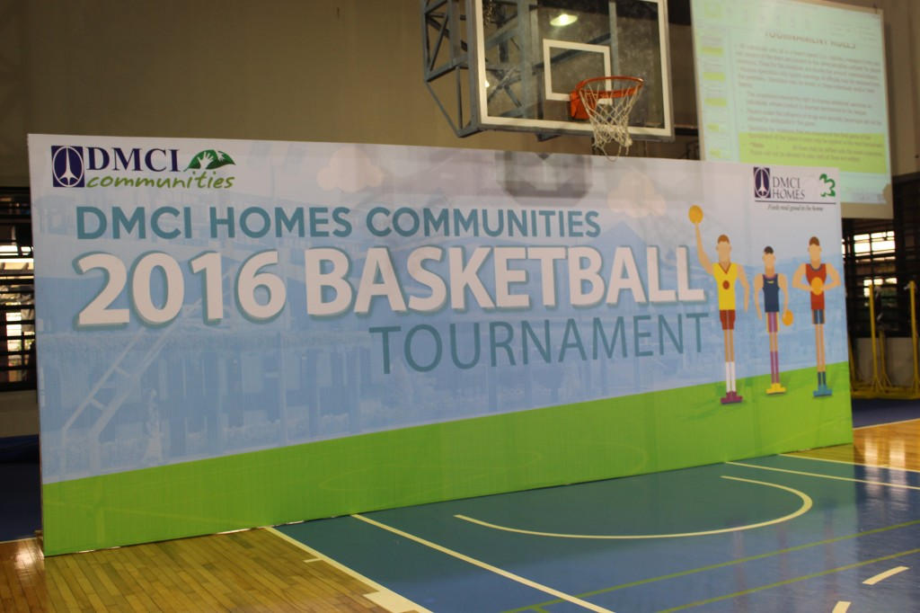 Bidding to foster closer community ties and promote positive values of camaraderie, unity, and sportsmanship, DMCI Homes brings back DMCI Homes Communities 2016 Basketball Tournament.