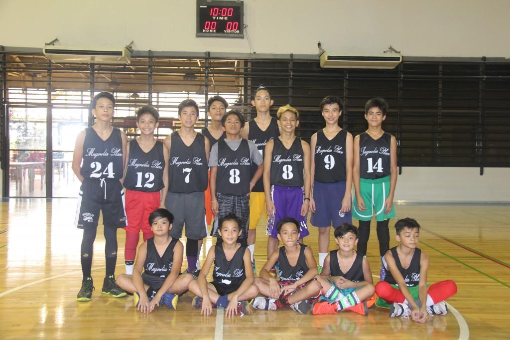 Magnolia Place - Junior Division