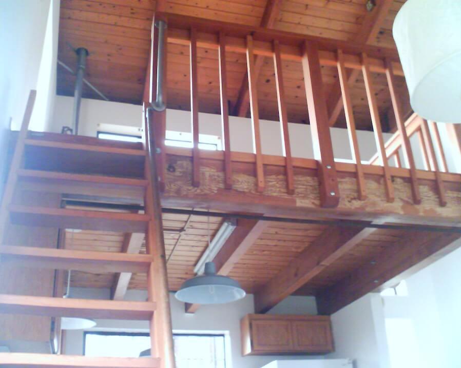 build a loft