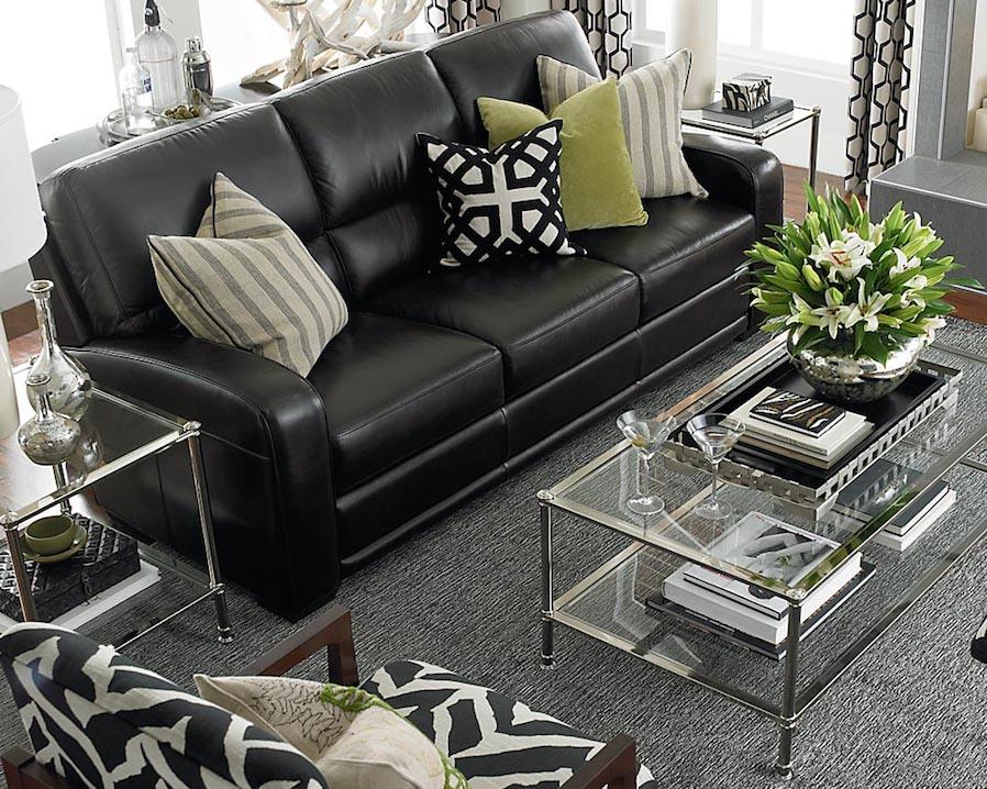 cozy stylish sofa