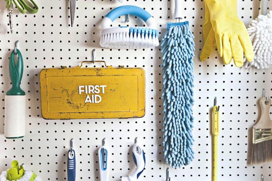 organize your essentials