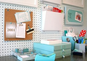 Weekend Condo Project: 12 DIY Pegboard Design Ideas for Your Home