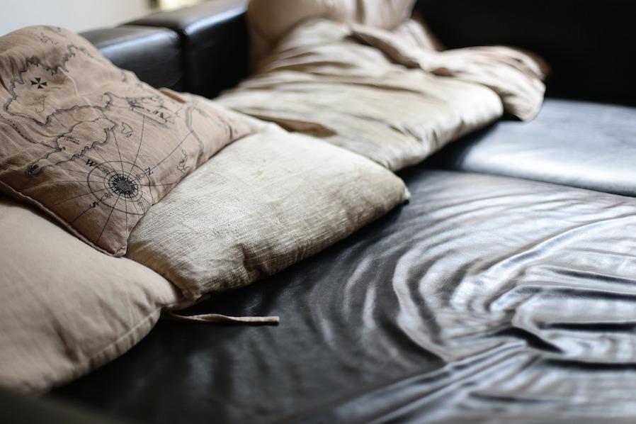 throw pillow beauty