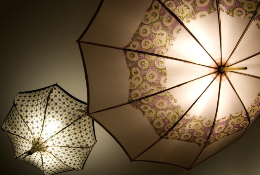 make a ceiling lamp