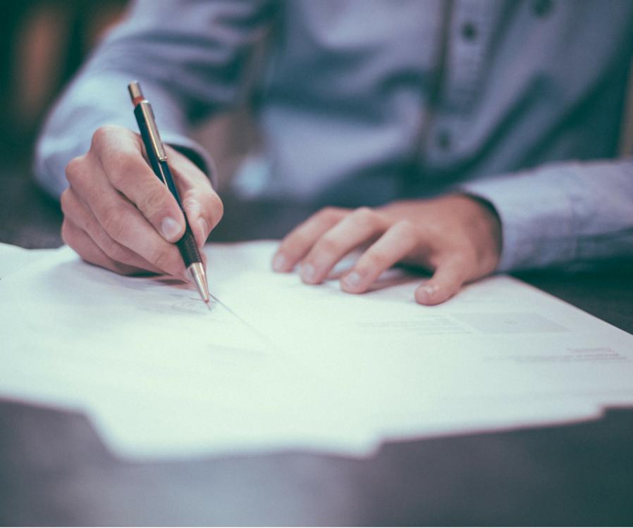 Co-signer agreement letter