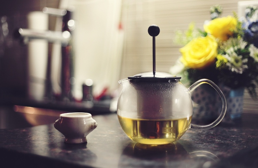 drink some tea