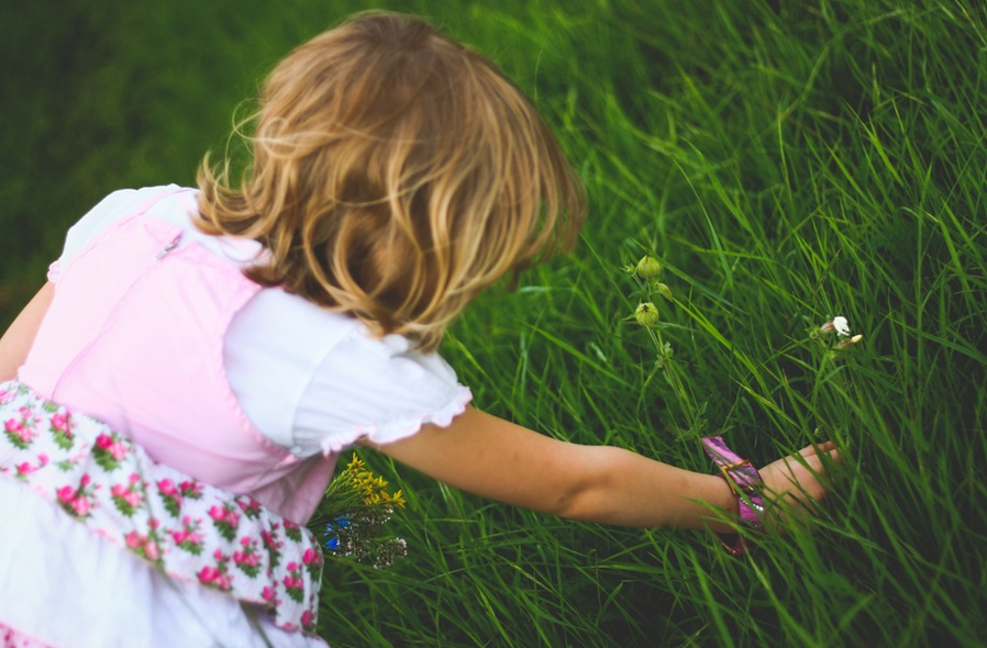 Green spaces promote kids' fitness