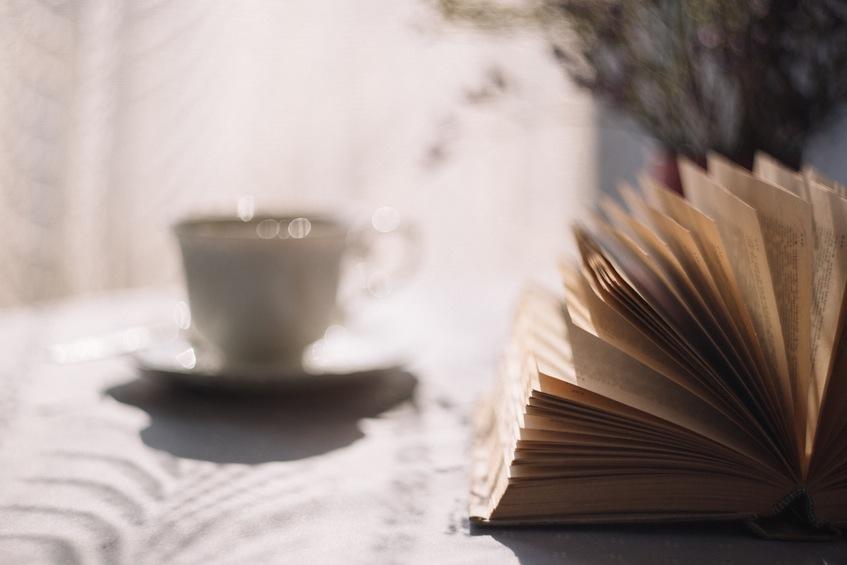 release your inner bookworm