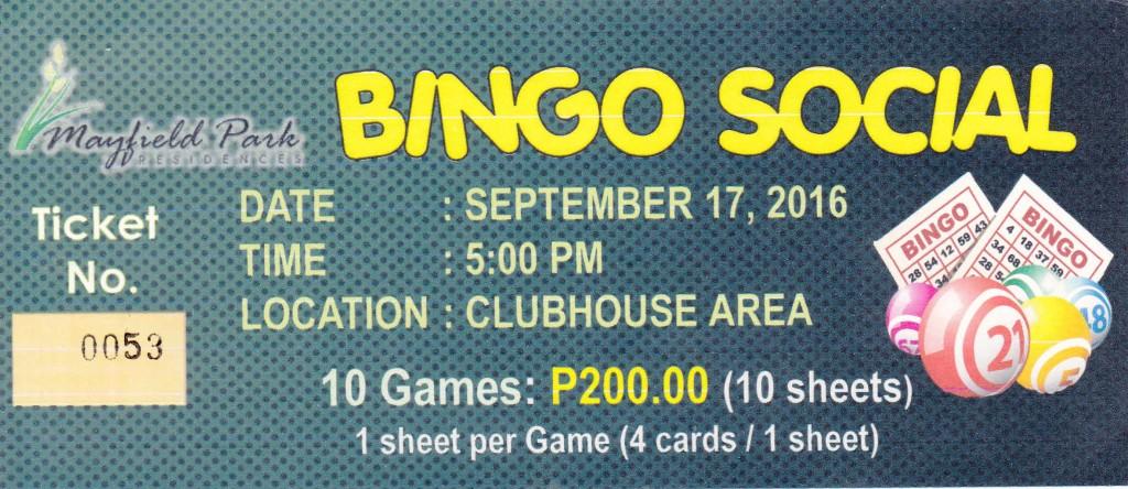bingo-ticket