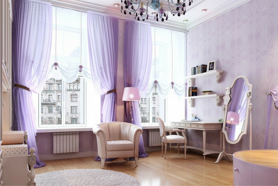 Stunning Purple Color Schemes For Your Condo Space