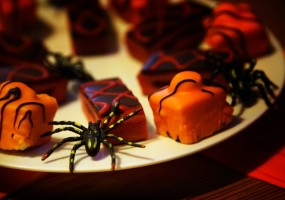 spooky spin on confectionaries