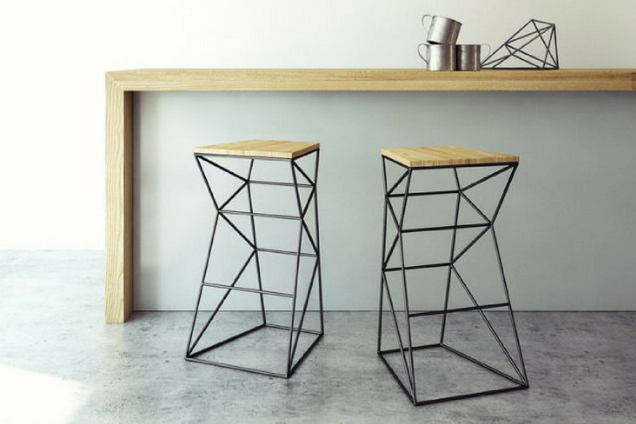 innovative metal chairs