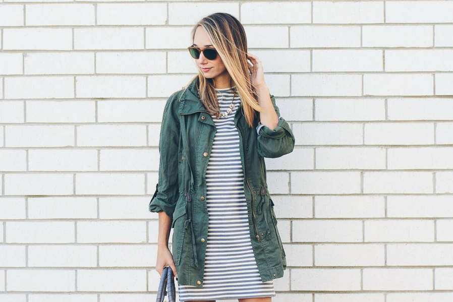 rock your cargo jacket
