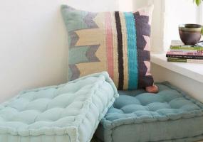 Outlook Ridge Fluffy Floor Pillows