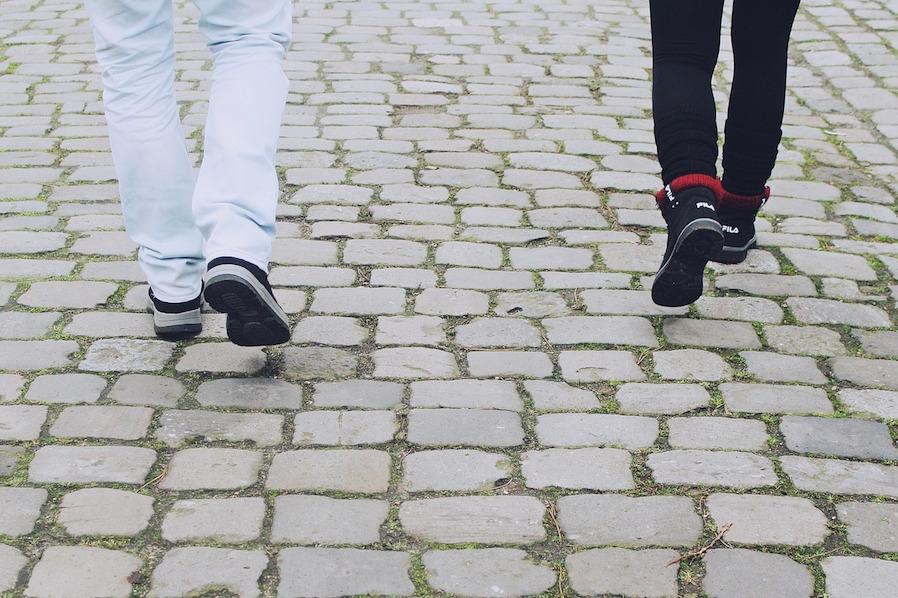 Condo Living Walk and Jog