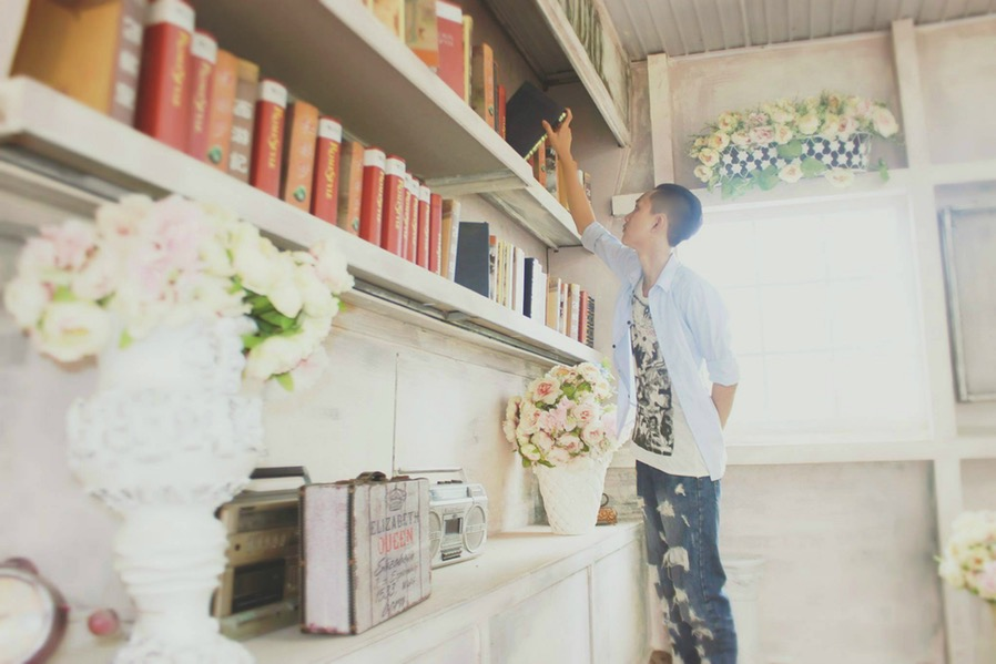 Bookworm Fantasay-inspired Shelving System