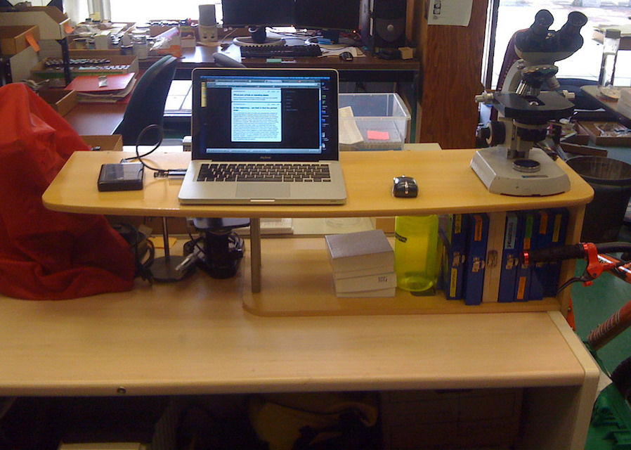 Condo Office Standing Desk
