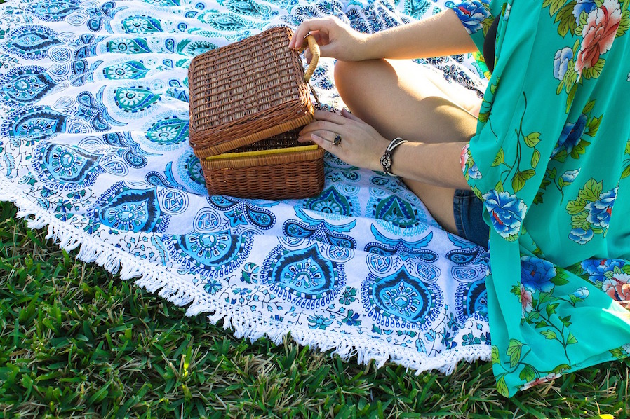 Summer Afternoon Picnic