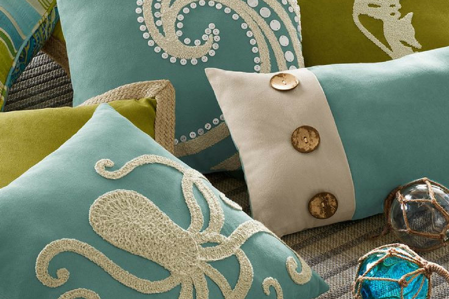 Summer Decorative Pillows