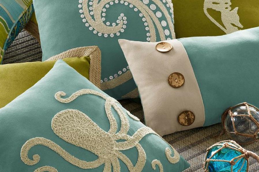 Summer Decorative Pillows