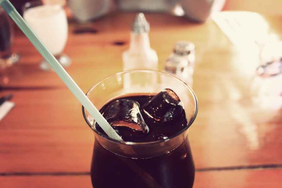 Summer Healthy Iced Coffee