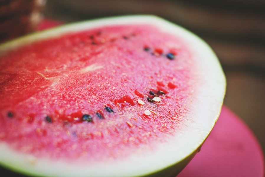 Summer Watermelon Slush